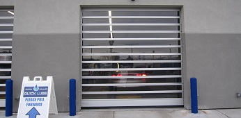 industrial garage door. Industrial Garage Door A