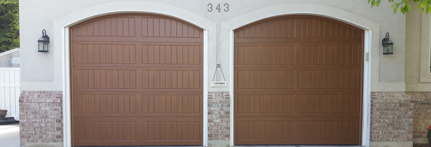 Residential Garage Doors Utah