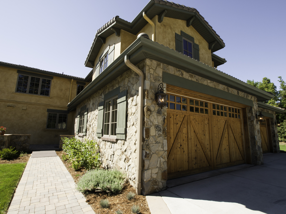 How Much Should You Spend On Your Residential Garage Door