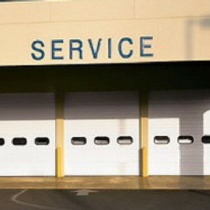 Thermacore® Commercial Garage Doors