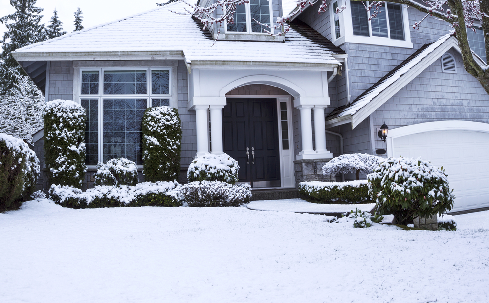 Schedule a Garage Door Tuneup Before Winter
