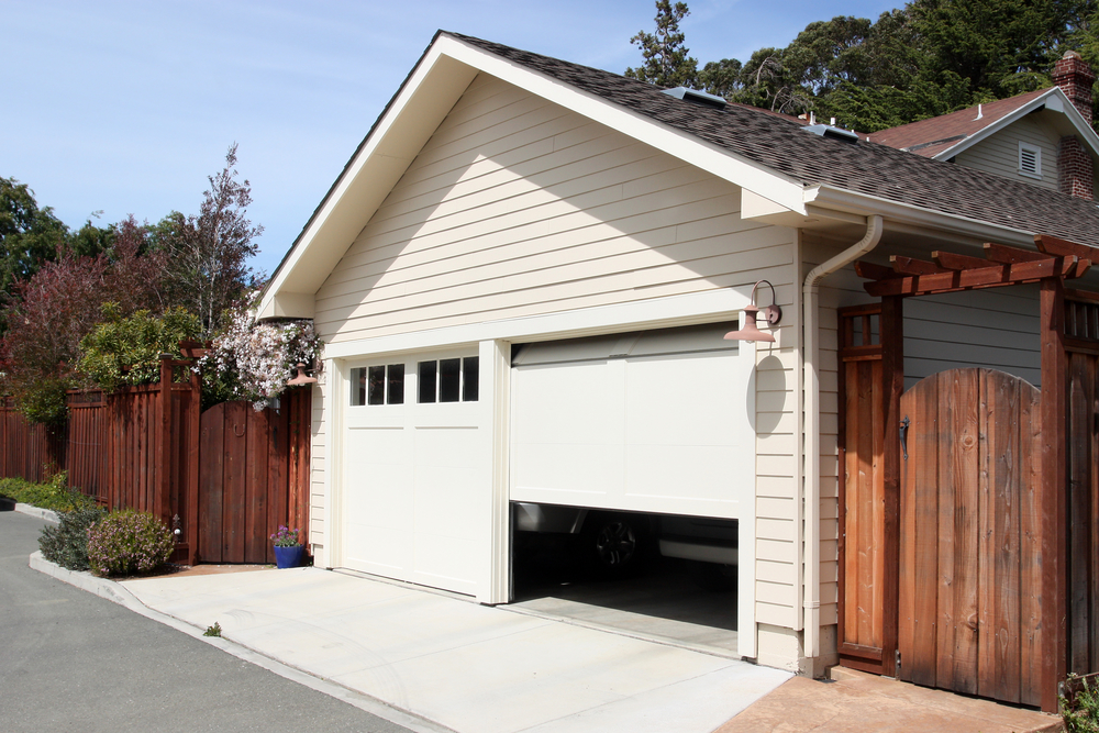 Repair Or Replace A Dented Garage Door Overhead Door Company